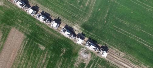Zdjęcie z drona